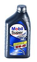 152627 Масло моторное 10W40 MOBIL 1л полусинтетика SUPER 2000 X1 Diesel