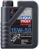 2555 Масло моторное для мотоциклов 15W50 LIQUI MOLY 1л НС-синтет Racing 4T
