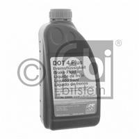 """23930 Жидкость тормозная dot 4, """"Brake Fluid Plus"""", 1л"""