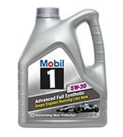 152721 Масло моторное 5W30 MOBIL 4л синтетика MOBIL 1 NEW LIFE