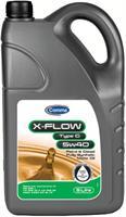 XFG5L Масло моторное 5W40 COMMA 5л синтетика XFLOW TYPE G