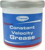 CV500G Смазка литеевая для шрусов COMMA 0.5кг CV GREASE