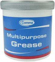 GR2500G Смазка литеевая COMMA 0.5кг MULTIPURPOSE GREASE No 2