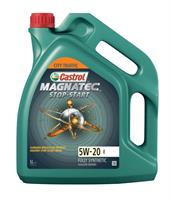 156CAF Масло моторное 5W20 CASTROL 5л Magnatec Stop-Star E